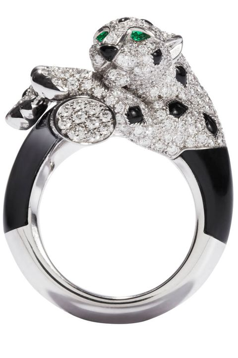 style of cartier s opulent panther jaguar panthere cnn the allure index legacy bejeweled ring article