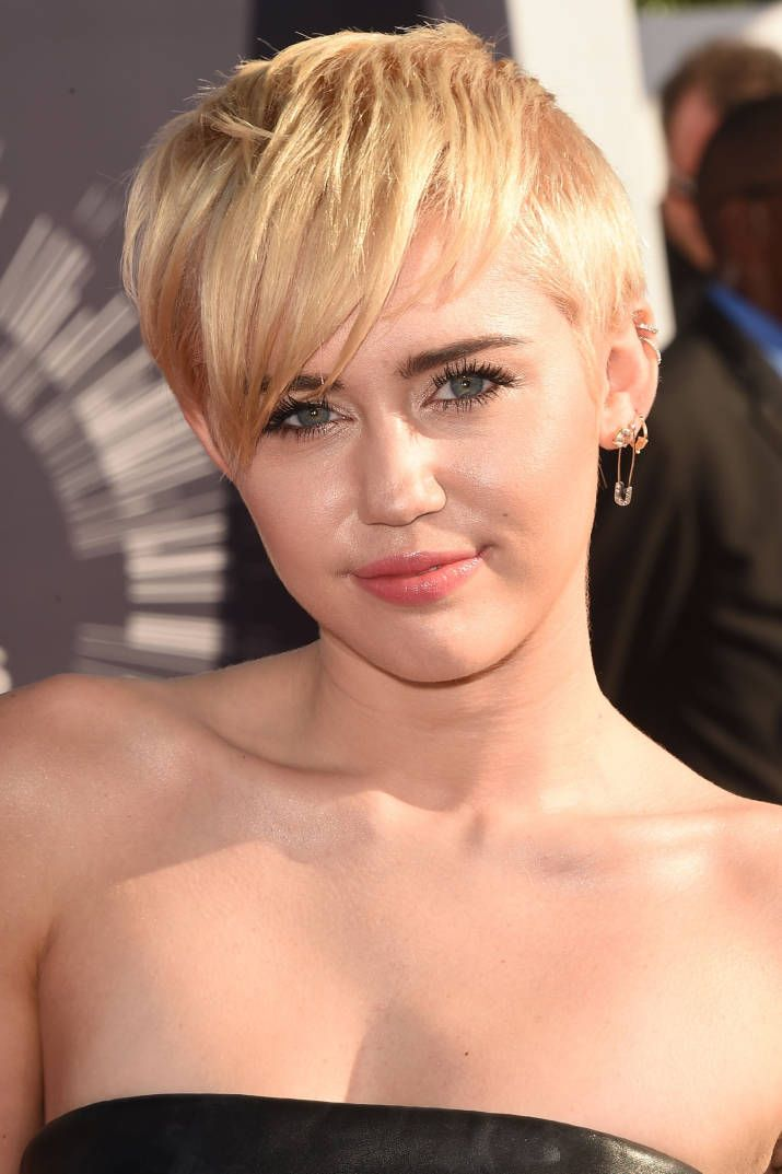 Miley Cyrus Makes a Topless Statement at Alexander Wang's After-Party