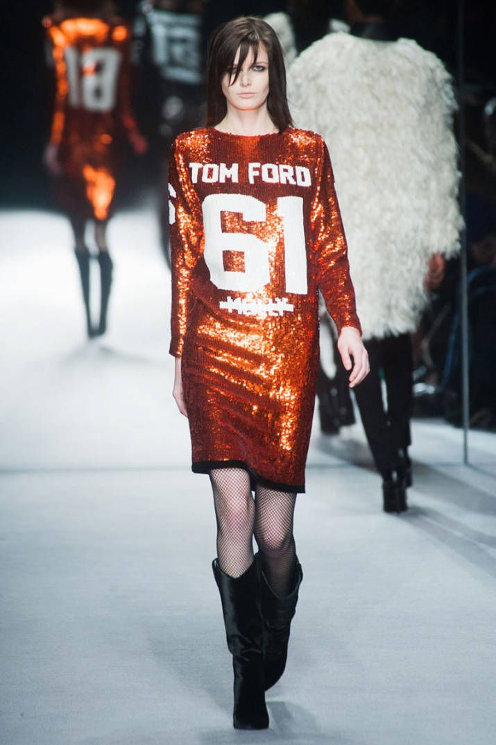 Watch Tom Ford's Spring 2015 Runway Live