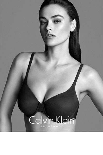 Myla Dalbesio on Her New Calvin Klein Campaign and the 'Trend' of Plus Size Modeling