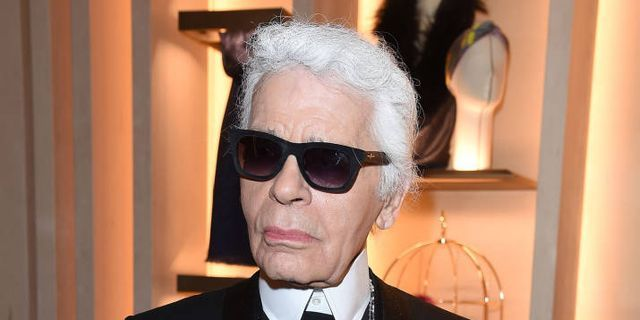 Karl Lagerfeld Hates Your Selfies