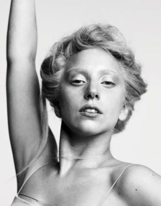 Lady Gaga Without Makeup Photos
