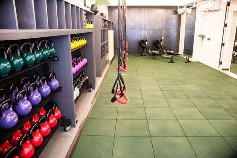 Room, Floor, Flooring, Shelving, Shelf, Clothes hanger, Door, Outlet store, Collection, Garage,
