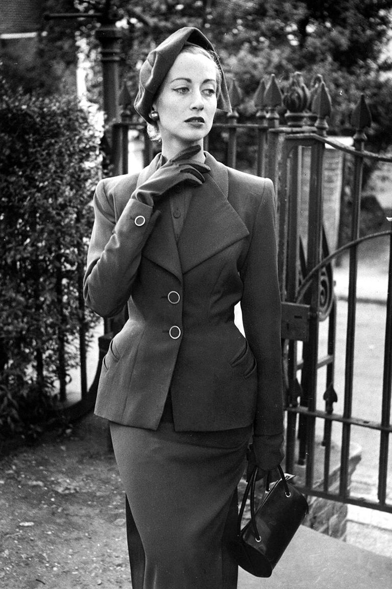 Street Style Through History Street Style Of The 1930s 1940s 1950s