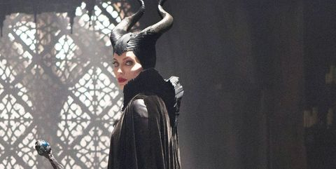 Angelina Jolie Practiced Maleficent Voice With Kids How