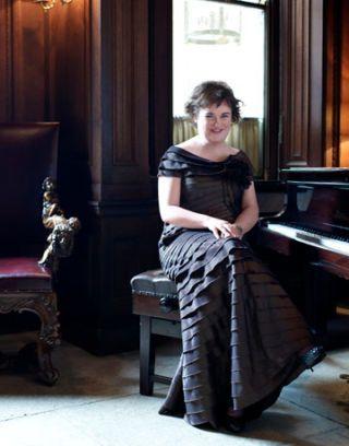 Susan Boyle Makeover Photos