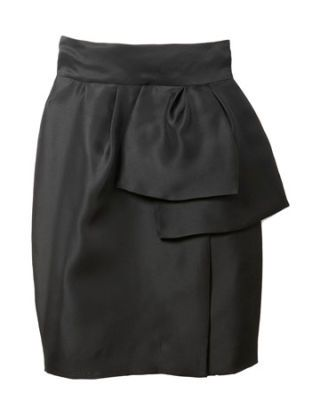 black sariah skirt