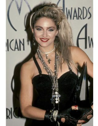 Madonna famous dress color