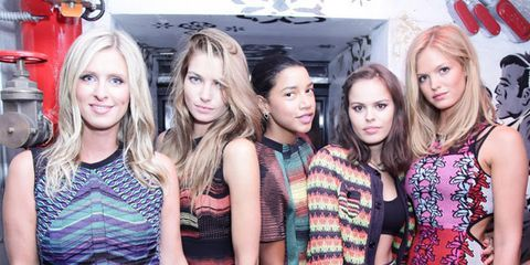 Summer Sounds: M Missoni is for Music Party
