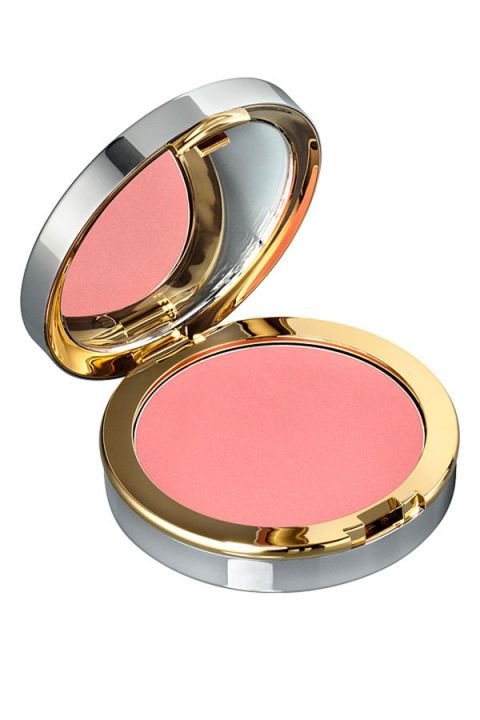 Magenta, Amber, Cosmetics, Metal, Circle, Maroon, Material property, Brass, Silver, Paint,