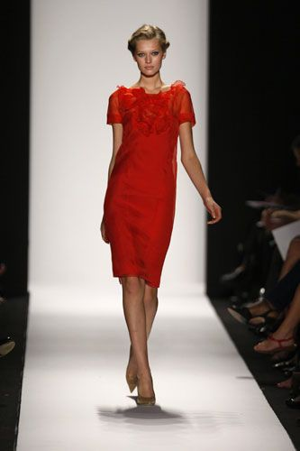 Carolina Herrera Spring 2009 Ready-to-Wear
