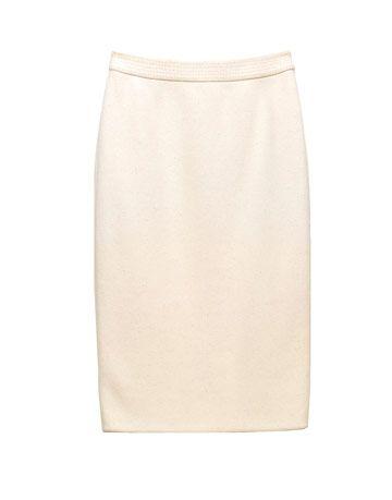 white tia cibani skirt