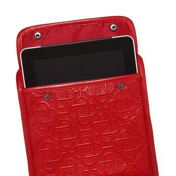 Oscar de la Renta iPad case