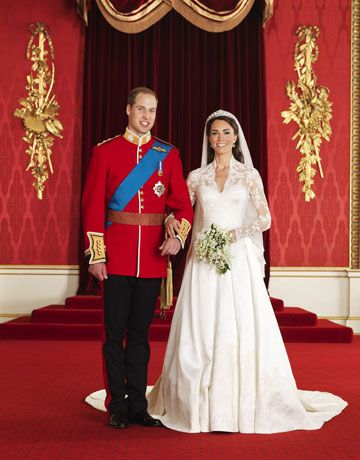 Kate Middleton And Prince William Wedding Pictures