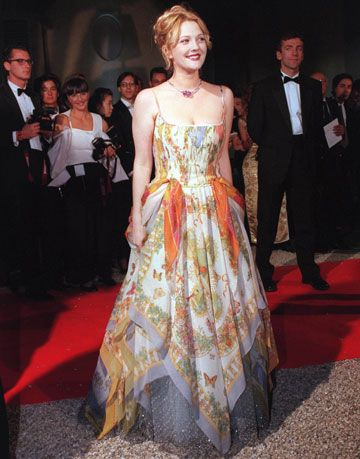 drew barrymore cendrillon