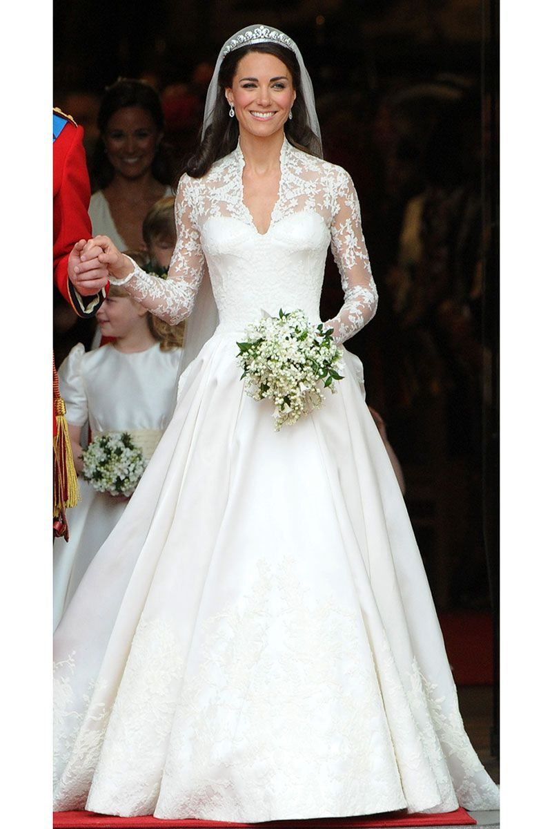 50 iconic celebrity wedding dresses most memorable wedding gowns 50 iconic celebrity wedding dresses most memorable wedding gowns in history junglespirit Choice Image