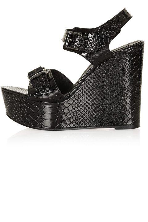 Sandal, Beige, Wedge, High heels, Still life photography, Leather, Slingback, Boot, Slipper, Basic pump,