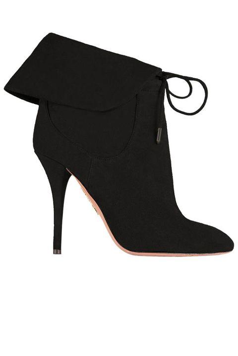 Product, Costume accessory, Black, Beige, Tan, High heels, Leather, Boot, Foot, Basic pump,
