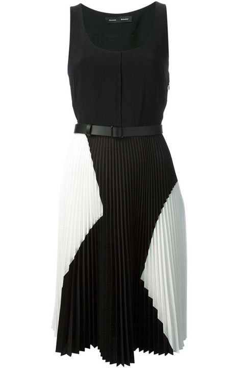 Sleeve, Textile, White, Waist, Style, Costume accessory, Black, Costume, Black-and-white, Monochrome photography,