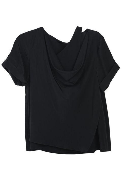 Product, Sleeve, Neck, Black, Grey, Active shirt, Top,