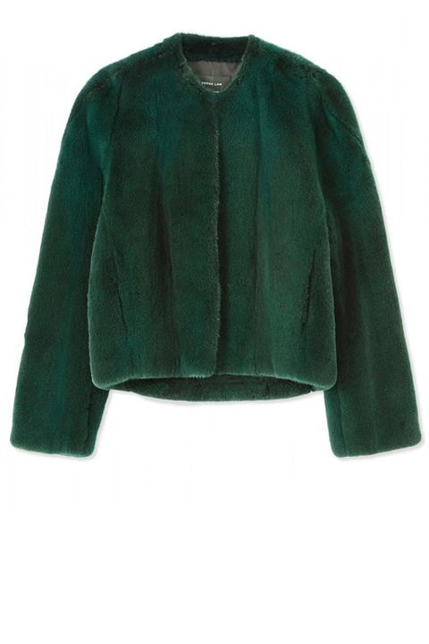 Sleeve, Green, Coat, Textile, Collar, Outerwear, Jacket, Fashion, Teal, Turquoise,