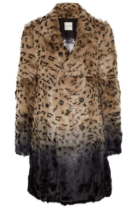 Brown, Sleeve, Collar, Textile, Outerwear, Pattern, Coat, Fashion, Natural material, Beige,