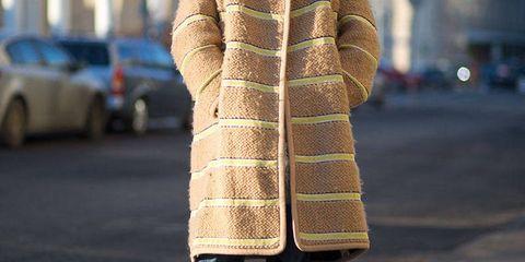 Street Style Star: Chic Winter Coats