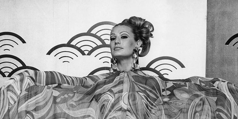 19 Most Glamorous Caftan Moments
