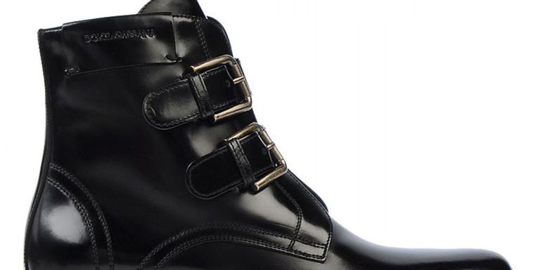 #theLIST: 10 Black Boots to Buy Now