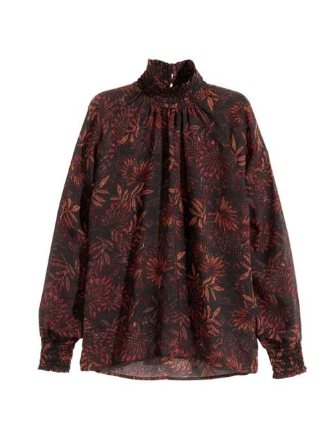 Brown, Product, Sleeve, Textile, Red, Pattern, Maroon, Fashion, Black, Magenta,
