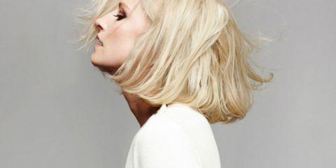 blonde boblijn