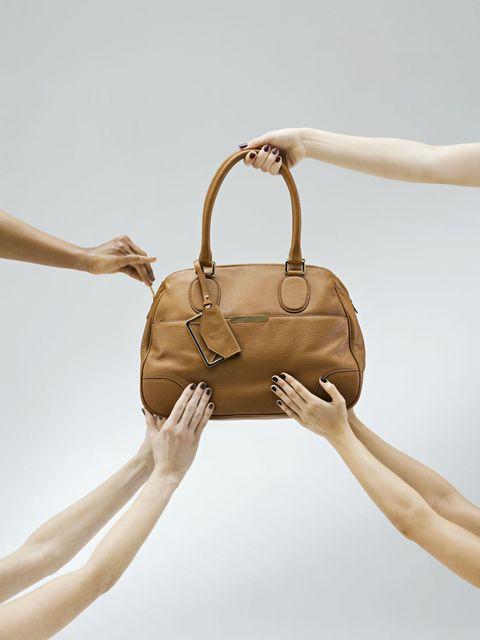 Willen we een tas die roept als je te veel koopt?