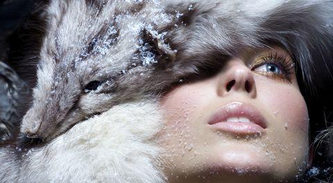 Lip, Cheek, Skin, Eyebrow, Eyelash, Iris, Organ, Photography, Close-up, Black hair,