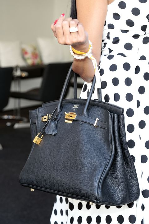 Pattern, Bag, Fashion accessory, Style, Luggage and bags, Shoulder bag, Fashion, Polka dot, Leather, Design,