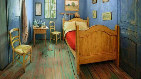 Van Gogh AirBnB Chicago