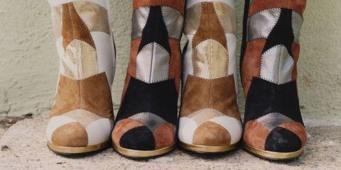 Brown, Textile, Sock, Pattern, Fashion, Tan, Beige, Calf, Ankle, Pattern,