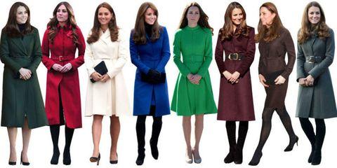 Clothing, People, Sleeve, Green, Shoulder, Social group, Textile, Standing, Dress, Coat,