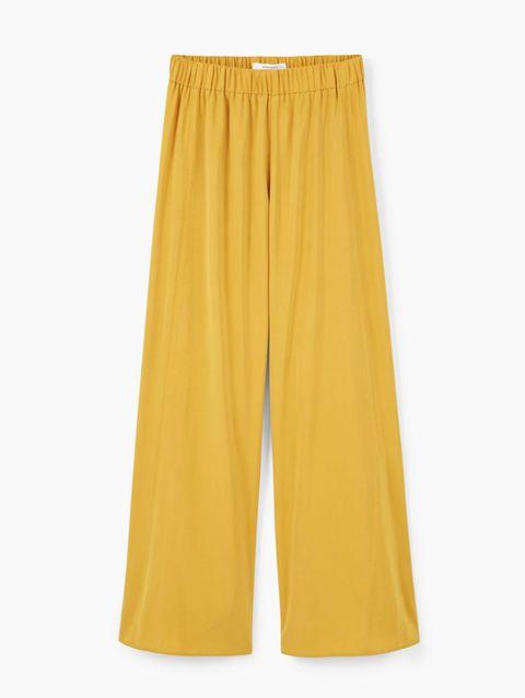 Brown, Yellow, Textile, Style, Amber, Orange, Khaki, Denim, Beige, Active shorts,