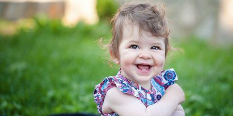 baby names beautiful index girl laughing smiling