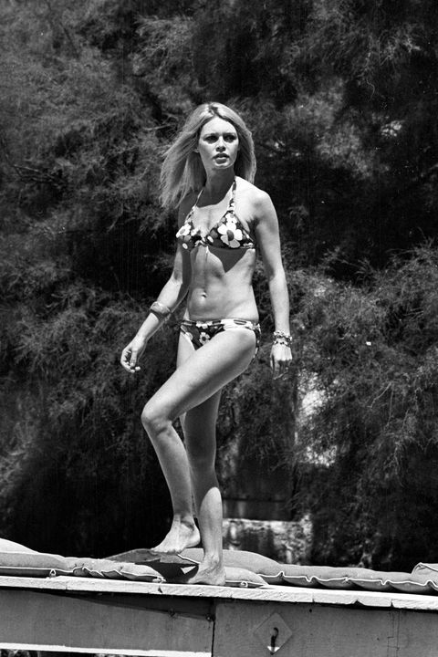 <p>At the Madrague in Saint Tropez, June 26, 1968.</p>