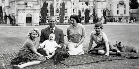 britse koninklijke familie