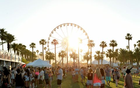 """<p><strong></strong><strong>WHEN: </strong>April 15-17; April 22-24, 2016 </p><p><strong>WHERE: </strong>Indio, California </p><p><strong>WHY: </strong>The pinnacle of summer music festivals, Coachella's draw is as much about its style scene as it is about the music. Every year, hundreds of thousands of flower crown-clad, denim cut-off wearing folk flock to the Indio desert to bask in the SoCal sun, catch some tunes, and rub flash-tatted elbows with celebrities and fashion bloggers alike—all of which will undoubtedly be well documented and highly filtered on Instagram. </p><p><strong>WHO'S PLAYING: </strong>Ellie Goulding, Calvin Harris, Sia, Major Lazer,  Sufjan Stevens, LCD Soundsystem, Guns N' Roses, Disclosure, CHVRCHES, Halsey, and more.  <br> </p><p><em>For additional information and tickets visit</em> <a href=""""https://www.coachella.com/"""" target=""""_blank""""><em>coachella.com</em></a>.</p>"""