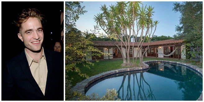 <p>Voormalig vampier en gezicht van Dior Robert Pattinson betaalde maar liefst <strong>$2,2 miljoen</strong> (€1,9 miljoen) voor dit huis met twee badkamers en twee slaapkamers in de Hollywood Hills.</p>