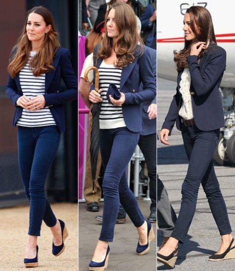 """<p>Voor trendwatchers is niet bepaald lastig om te bepalen wat Kate's favoriete designers en kledingstukken zijn, die <a href=""""http://www.harpersbazaar.nl/mode-juwelen/a2381/kate-middleton-laarzen/"""">draagt ze namelijk voortdurend</a>. 'Het koppel draagt kledingstukker vaker dan één keer, wat revolutionair is voor het Britse koningshuis aangezien ze enorme budgetten hebben,' aldus Andersen. En deze regels gelden <a href=""""http://www.harpersbazaar.nl/mode-juwelen/a2418/kate-middleton-kinderen-outfits/"""">net zo goed voor hun kinderen</a>.</p>"""