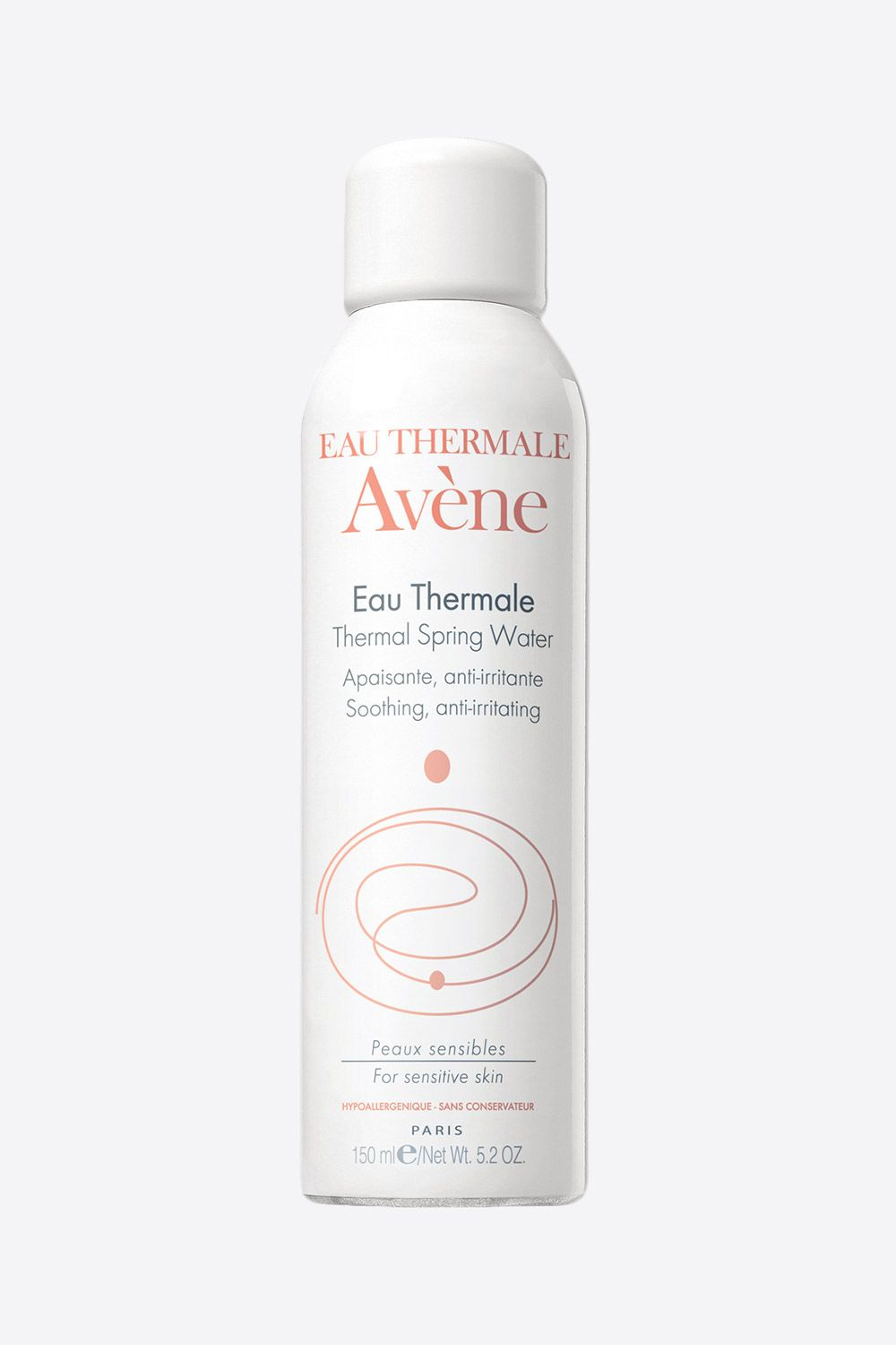 """<p>French women, especially those with sensitive skin, are obsessed with thermal water. This beloved spray is gentle enough for a baby and over 150 studies show that it effectively calms and softens skin. Talk about handbag-real-estate worthy...</p><p>Avène Eau Thermale Spring Water, $9&#x3B; <a href=""""http://www.drugstore.com/products/prod.asp?pid=193767&catid=182950&aid=338666&aparam=193767&kpid=193767&CAWELAID=120142990000013550&CAGPSPN=pla&CAAGID=15436301413&CATCI=pla-112542614653"""" target=""""_blank"""">drugstore.com</a>.</p>"""