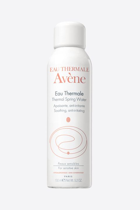 """<p>French women, especially those with sensitive skin, are obsessed with thermal water. This beloved spray is gentle enough for a baby and over 150 studies show that it effectively calms and softens skin. Talk about handbag-real-estate worthy...</p><p>Avène Eau Thermale Spring Water, $9; <a href=""""http://www.drugstore.com/products/prod.asp?pid=193767&catid=182950&aid=338666&aparam=193767&kpid=193767&CAWELAID=120142990000013550&CAGPSPN=pla&CAAGID=15436301413&CATCI=pla-112542614653"""" target=""""_blank"""">drugstore.com</a>.</p>"""