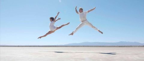 People in nature, Jumping, Happy, Fun, Sky, Ballet, Jumping jack, Ballet dancer, Leisure, Dancer,