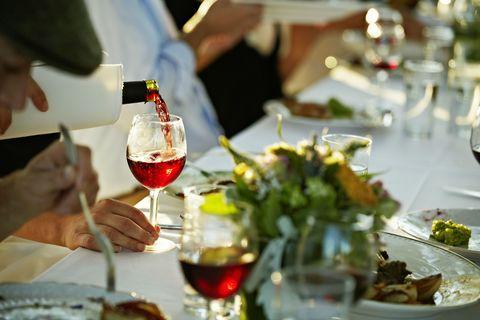 waarom rode wijn goed voor je is