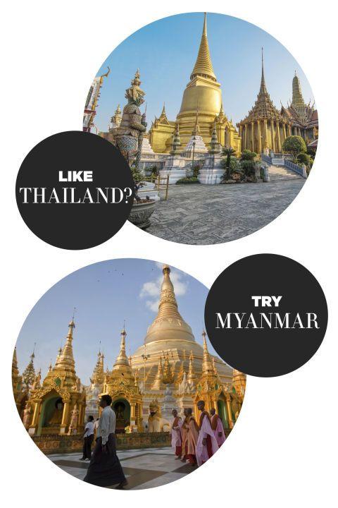 """<p>Enkele jaren geleden pas opengesteld voor reizigers uit andere landen, en daarmee is Myanmar de ultieme bestemming om te bezoeken voordat de massa het ontdekt heeft.</p><p><br></p><p><strong>Wapenfeit:</strong> prachtige, torenhoge tempels en pagodes – waarvan sommigen dateren uit de elfde (!) eeuw. Verder: heerlijke gerechten en nog veel onaangeroerde plekken, aangezien het land nog maar net op de toeristische kaart staat na vijftig jaar dictatuur.</p><p><br></p><p><strong>Verblijf in:</strong> Belmond Governor's Residence</p><p><br></p><p>&gt; <a target=""""_self"""">Het beste moment om een vlucht te boeken tegen de laagste prijs</a></p>"""