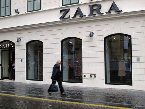 Zara Haalt Deel Van De Collectie Uit De Winkels Na Beschuldiging Van